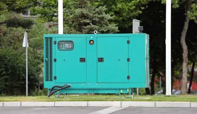 rental generators available